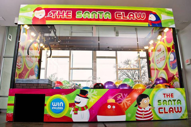 Real Art Design Group Inc : Crunchyroll internet operated claw machines invade
