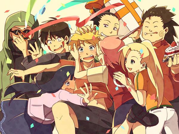 Crunchyroll Happy Birthday To Naruto