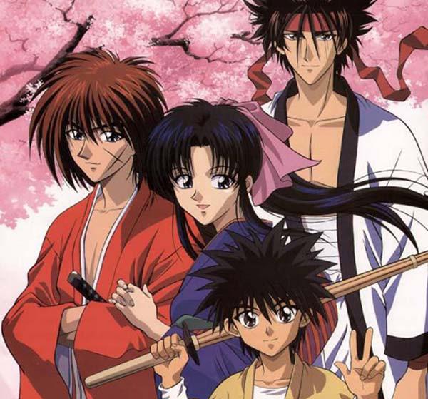 Immagine Kenshin Samurai Vagabondo