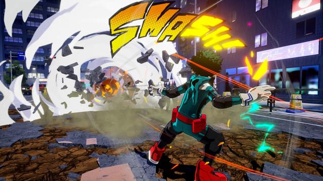'My Hero Academia: One's Justice' update: New details, screenshots released