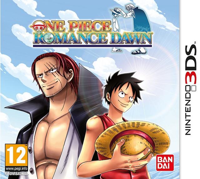 One Piece Romance Dawn EU boxart