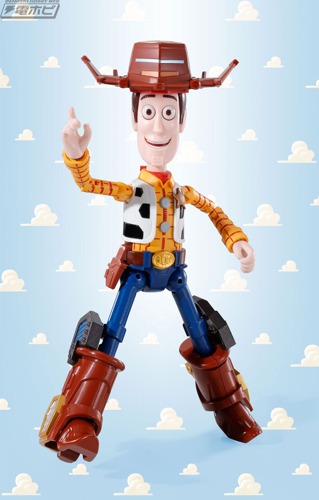 Crunchyroll Beloved Quot Toy Story Quot Characters Combine To