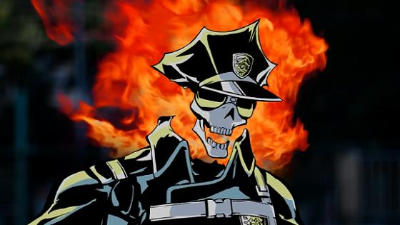 Inferno Cop key