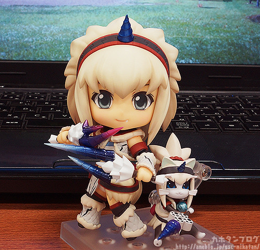 monster hunter nendoroid kirin