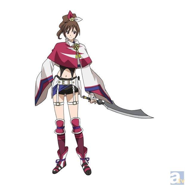 """""""Samurai Warriors"""" Anime Planned For 2015"""