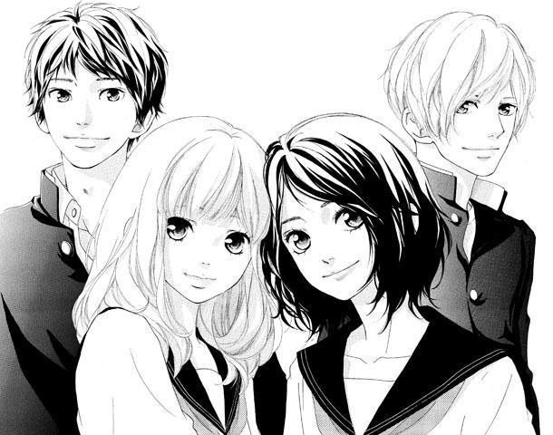 strobe edge manga ile ilgili görsel sonucu