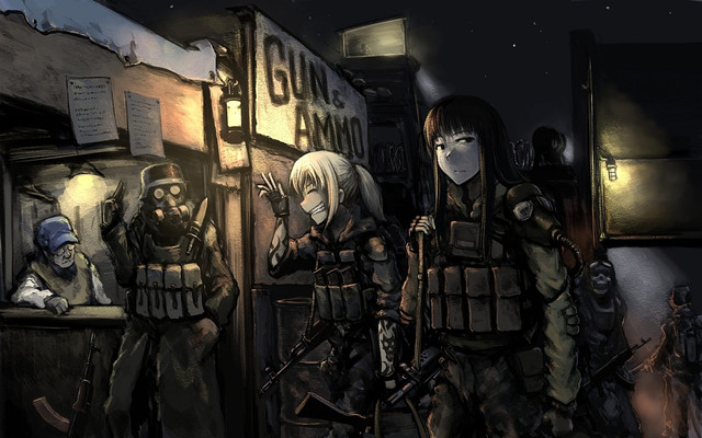 Help Me Figure Out What Anime This Is further Mod armstalker online na igru arma 3 kontroler 4313325 in addition 102 1785 1 also  besides Forums. on armstalker mod