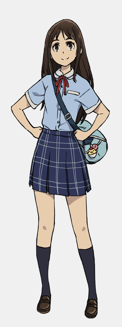 Force Character Design From Life Drawing Ebook : Crunchyroll quot boku dake ga inai machi anime character