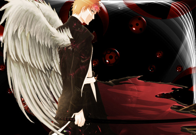 Bat Wings Angel 1
