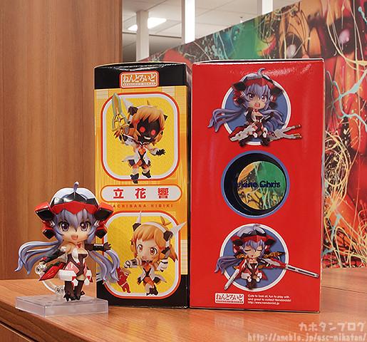 symphogear Chris Yukine Nendoroid