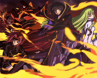 Code Geass - Hangyaku no Lelouch Special Edition Black Rebellion