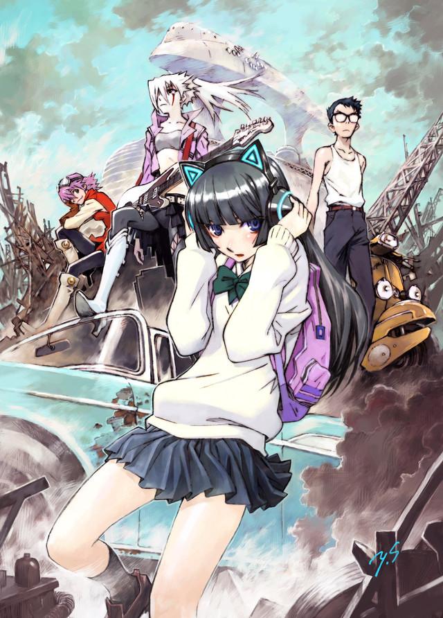 Anime Characters Born June 5 : Crunchyroll quot flcl progressive and alternative