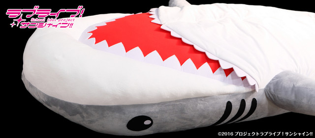 A Sort Of Sleeping Bag Made Of Polyester And Stuffed With Cotton, The Shark  Cushion Bed Reproduces The Look And Feel Of The Sleeping Arrangements Used  By ...