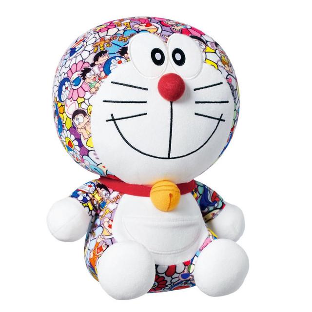 DoraemonxMurakami plush
