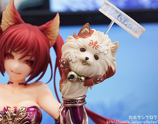 Rage of Bahamut Cerberus Max Factory
