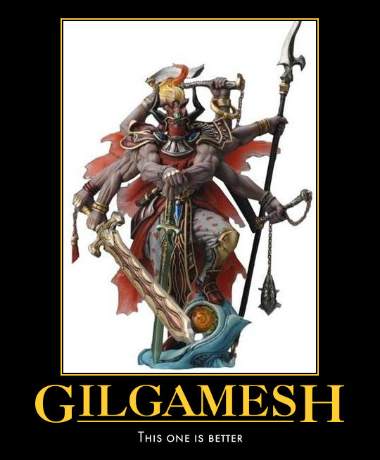 motivation in gilgamesh Has become an area of scientific inquiry, the story of gilgamesh  the work of  lens since its beginning focused on motivation (the future is.