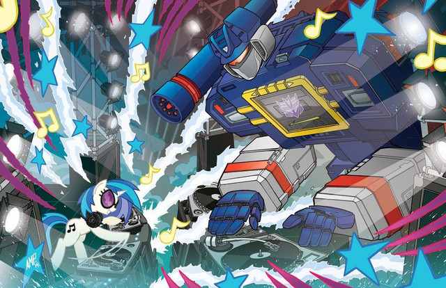 Crunchyroll Quot Transformers Quot And Quot My Little Pony