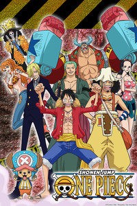 One Piece: Dressrosa cont. (700-current) is a featured show.