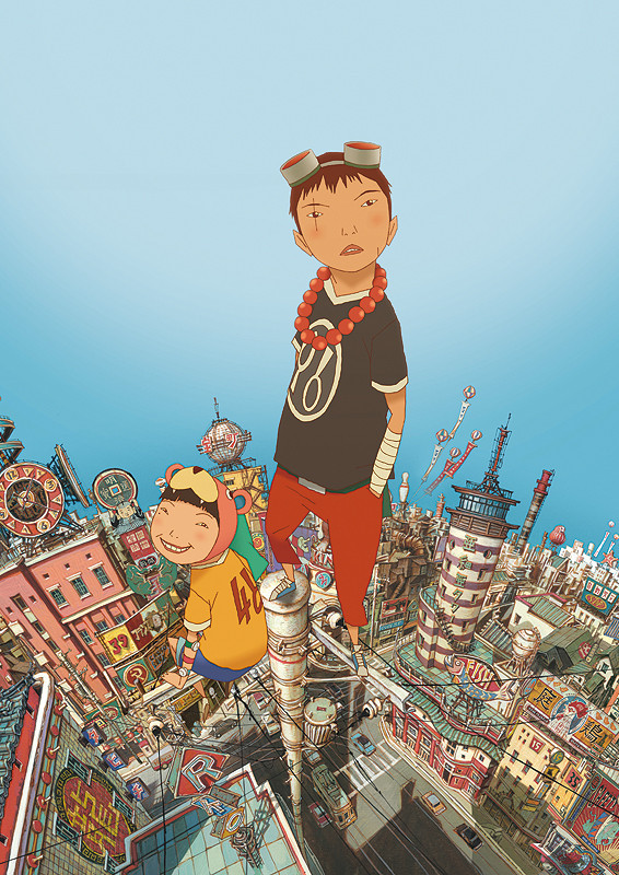 tekkonkinkreet  Crunchyroll - FEATURE: Ten Years of