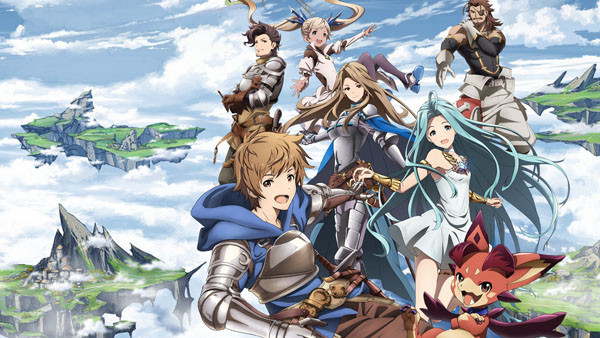 Smartphone Fantasy RPG GRANBLUE FANTASY Is One Of The Most Recent To Get Its Own Anime Adaptation And Eye Candy From Start