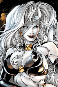 Lady Death-character