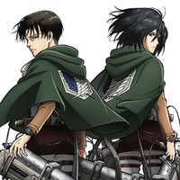 Levi x Mikasa [Please Don't Stop] - YouTube |Attack On Titan Levi And Mikasa