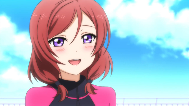 17 Maki Nishikino From Love Live School Idol Project 135 Votes