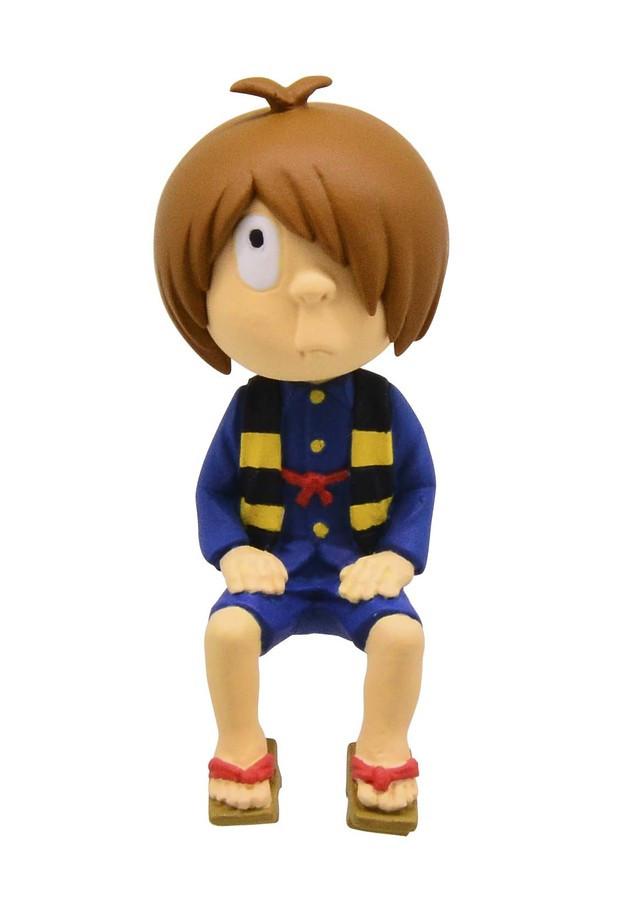 Creepy Japanese Toy : Crunchyroll gashapon toys for shigeru mizuki s quot gegege