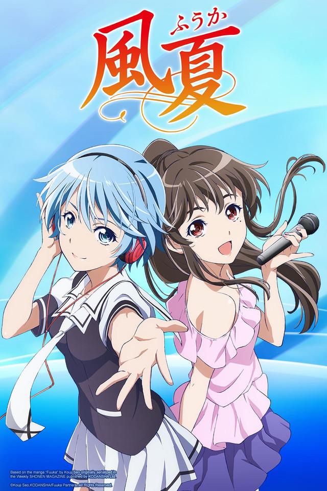 Pure Anime Fuuka Crunchyroll Forum