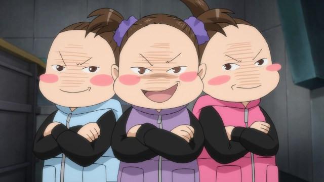 yuri triplets