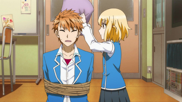d frag episode 1 watch on crunchyroll