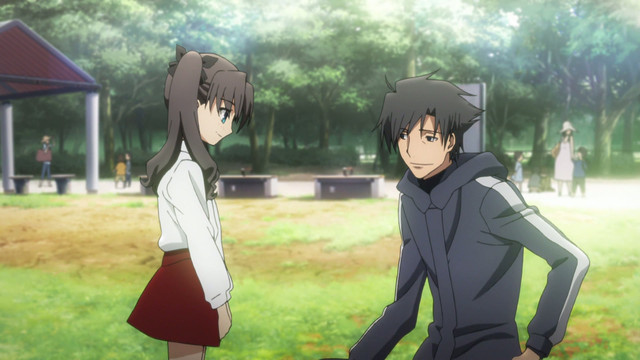 Fate/Zero: Episodi 1