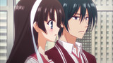 Aria the Scarlet Ammo AA Episode 13