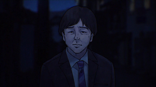 ghost in the machine anime