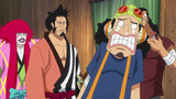One Piece: Dressrosa cont. (700-current) Episode 741