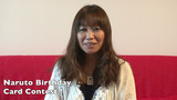 The Live Show Promotions - Junko Takeuchi - Naruto's Birthday