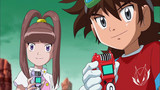 Digimon Xros Wars Episode 44