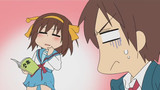 The Melancholy of Haruhi-chan Suzumiya Episode 9