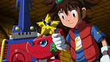 Digimon Xros Wars Episode 12