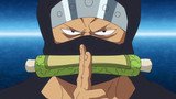 One Piece: Dressrosa cont. (700-current) Episode 769