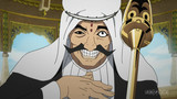 Magi: The Labyrinth of Magic Episode 12