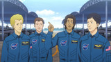 Space Brothers Episode 65