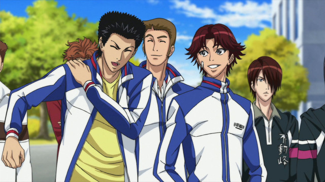 Prince of Tennis Episodes. Watch Prince of Tennis English Sub/Dub Online