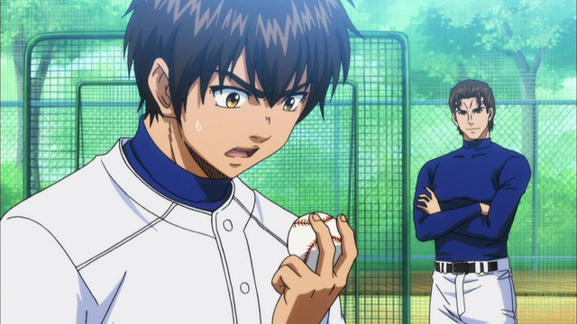 Ace of Diamond ep 15 vosrfr - passionjapan