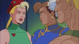 Street Fighter II: The Animated Series Episode 8