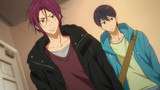 Free! Eternal Summer Episode 12