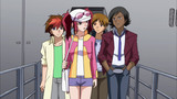 Mobile Suit Gundam Seed Destiny HD Episode 8
