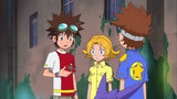 Digimon Xros Wars - The Young Hunters Who Leapt Through Time Episode 56