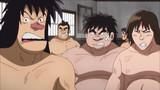 Rowdy Sumo Wrestler Matsutaro Episode 18