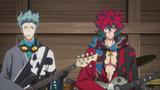 Samurai Jam-Bakumatsu Rock Episode 4